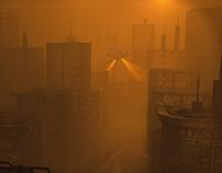 Fan Art - Blade Runner