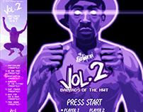 Controller Rumble Freestyles Vol. 2 Album Artwork