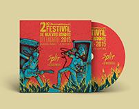 Festival de Nuevas Bandas / CD Artwork
