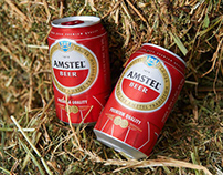 Athenian Brewery: Amstel Beer #Ask_Agrotes