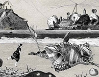 Petrified Island: The escape