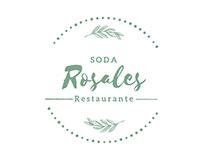 Rosales Restaurant, Menu Design and Photography