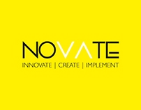 Novate Logo Design