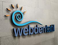 Webden Tatil websitesi için logo tasarımı
