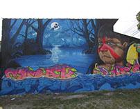 Graffiti Manaus