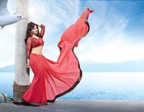 Vishal Prints (drishyam movie catalogue design)