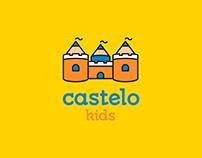 Castelo Kids - Visual Identity