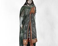 Character Concept Illustration - Turin Turambar