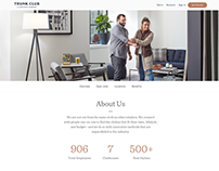 Trunk Club Career Page