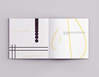 Punkte, Linie, und Fläche Book Design