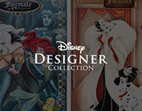 Disney Designer Doll Collection Landing Page