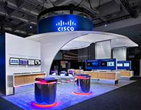 Cisco RSA Trade Show Booth