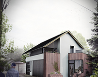 Withrow Laneway House