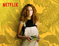 Netflix - A quién te llevarías... - Platform Art