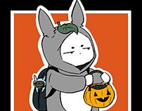 Fletcher Halloween