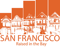 San Francisco Painted Ladies/ Raised In The Bay