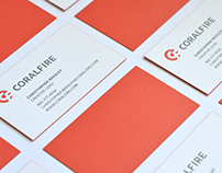 CoralFire Branding