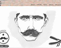 Réalisation maquette site (logo & thème imposés)
