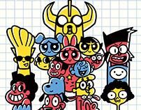 Power Rangers | Cartoon Network