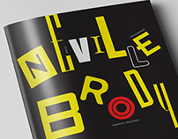 PRINT / Neville Brody Booklet