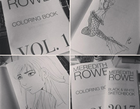 Coloring Book Vol 1
