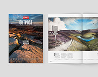 Alpkit. Outpost issue 5.