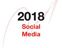 2018 Social Media
