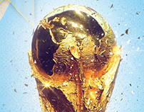 FIFA WORLD CUP 2018 - Posters