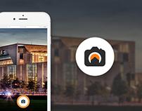 investmapp - mobile app design