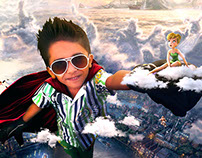 Super-Boy Photo Manipulation