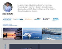 Logo, Ads, Brochure, Flyer, Banners, Socialmedia-design