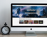 Eventseeker Brand & Product Update