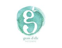 Grain d'Elle - branding