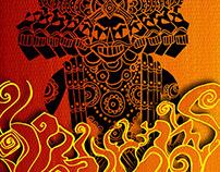 Happy Dussehra (Amar Chitra Katha)