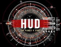 HUD Planet & Star