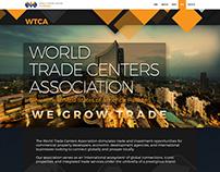 World Trade Center Islamabad (WTCA) Website Design