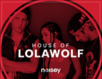 Bacardi Untameable House Party: Lolawolf