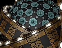 Event Horizon Animación 3D