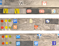 Browser Tab Quilt