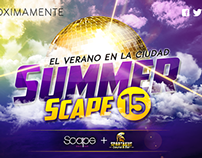 SUMMER SCAPE 2015
