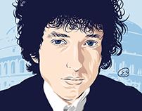 Bob Dylan Digi-stration™