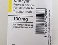 thuoc kadcyla 100mg trastuzumab - thuoc dac tri 247