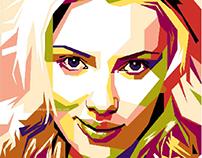 Scarlett Johansson in WPAP