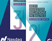 2016 Nasdaq Baltic Market Awards