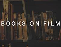 Books on Film 2016