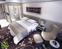 Standard room_Hotel