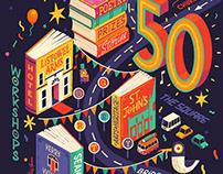 Writer's Week - festival poster
