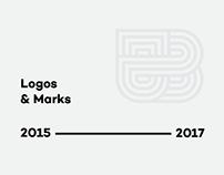 Logos & Marks 2015—2017