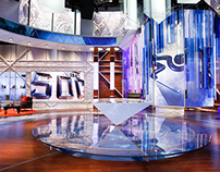 NBC Sochi Winter Olympic Broadcast Studios