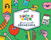 Duckie Deck Homemade Orchestra